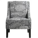 Uph Arm Chair Chalkboard Shadow Product Image