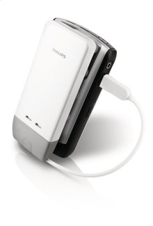 Attachable battery pack