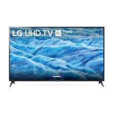 LG 70 inch Class 4K Smart UHD TV w/AI ThinQ® (69.5'' Diag)