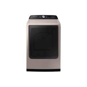 Samsung7.4 cu. ft. Electric Dryer with Sensor Dry in Champagne