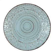 Rustic Flare Dinner Plate,Trq