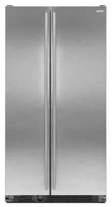 72-Inch Cabinet Depth Euro-Style Side-by-Side Refrigerator