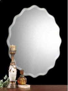 Teodora Oval Mirror