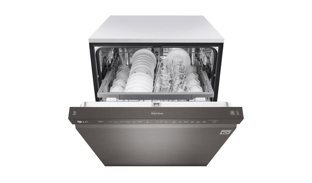 Ldf5545bd Lg Appliances Front Control Dishwasher With