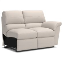 Reese Power La-Z-Time® Left-Arm Sitting Reclining Loveseat