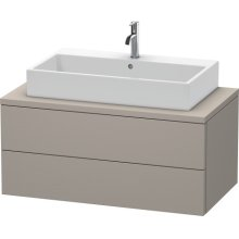 Delos Vanity Unit For Console, Terra (decor)