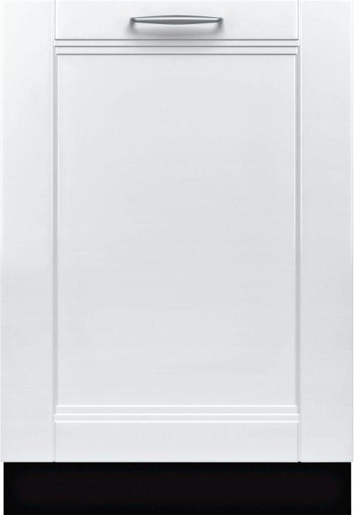 Benchmark Custom Panel, 7/7 cycles, 39 dBA, Flex 3rd Rck, All Lvl Telescopic Glides, Int Light, Wtr Sfr, TFT Disp, SS Toekick - CP