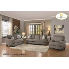 Sofa with Sleeper (to view please see Homelegance catalogue Page S-89)