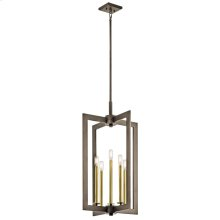 Cullen Collection Cullen 5 Light Foyer Pendant in OZ