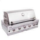 Medallion Series Built-In 5-Burner Grill Product Image