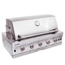 Medallion Series Built-In 5-Burner Grill
