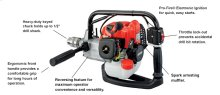 ECHO EDR-260 Keyless Chuck Engine Drill