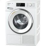 MieleTWI180 WP Eco&Steam WiFiConn@ct T1 Heat-pump tumble dryer with WiFiConn@ct, FragranceDos, and SteamFinish.