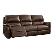Power Reclining Sofa in Ziggy-Cocoa Product Image