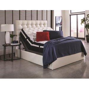 CoasterMontclair Casual Black Queen Adjustable Bed Base