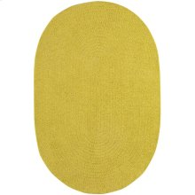 Citron Chenille Creations Oval