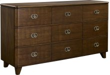 Ernest Hemingway ® Siboney Dresser