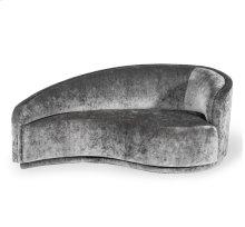 Dana Right Arm Chaise-Grey