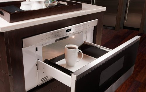 "30"" Transitional Drawer Microwave"