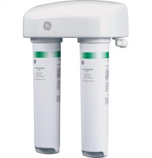 GE® Dual Stage Water Filtration System