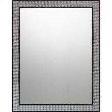 Quoizel Mirror in Mystic Black