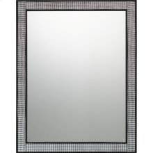 Quoizel Mirror in Mystic Black