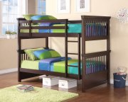 Twin / Twin Bunk Bed Product Image