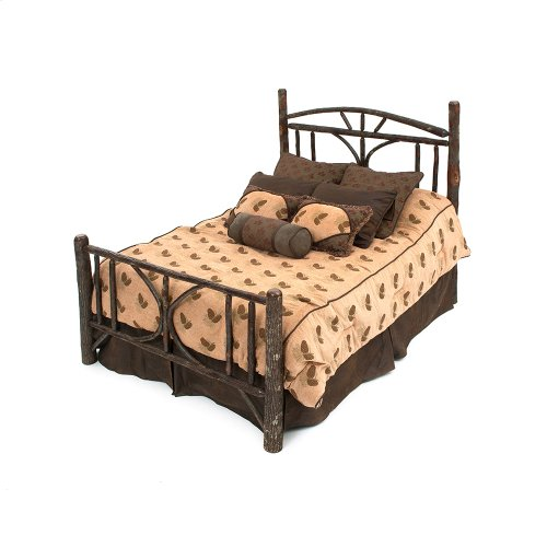 Old Yellowstone Big Sky Bed - 2476 - King Bed (complete)