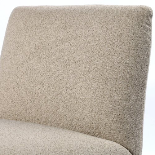 District Dining Chair-fedora Oatmeal
