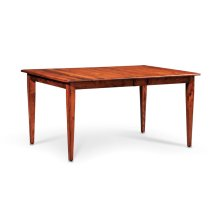 "Shenandoah Leg Table, Shenandoah Leg Table, 38""x48"", 2-Leaves"