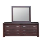 Contempo 6/Drawer Long Dresser Product Image