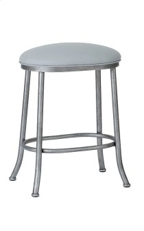 Canton B245H26XB Non Swivel Backless Bar Stool Product Image