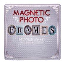 Magnetic Photo Frames Sign.