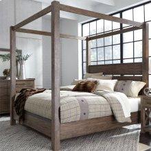 Queen Canopy Bed
