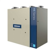 HE Series High Efficiency Heat Recovery Ventilator, 250 CFM at 0.4 in. w.g.