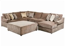 9906 Stationary Sectional