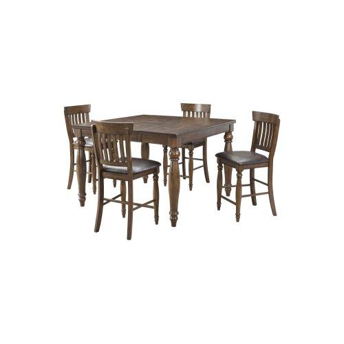 Dining - Kingston Slat Back Counter Stool