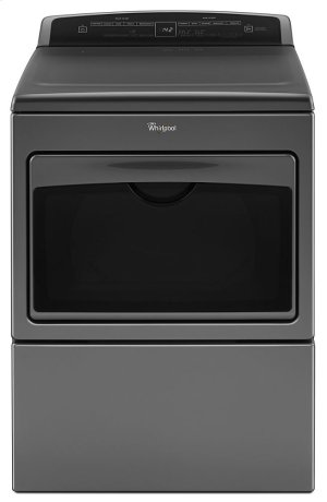 7.4 cu.ft Top Load HE Electric Dryer with AccuDry , Intuitive Touch Controls Product Image