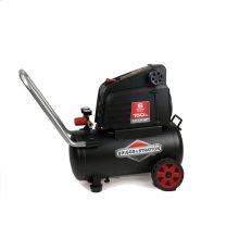 6 Gallon Air Compressor - Brings power to portability