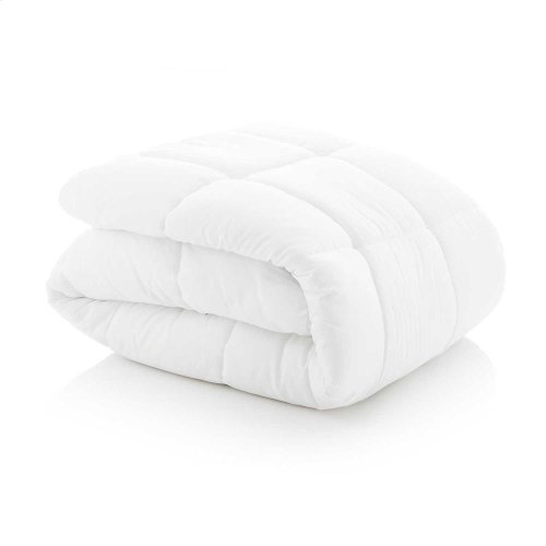 Down Alternative Microfiber Comforter - Queen