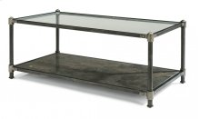 Vapor Rectangular Coffee Table