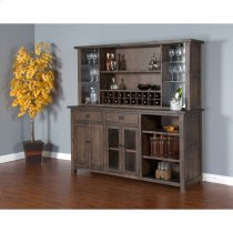 Tobacco Leaf Hutch & Buffet Product Image