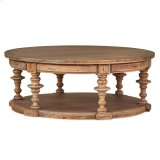 Round Clapham Coffee Table Product Image