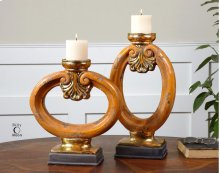 Siamu, Candleholders, S/2