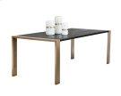 Dalton Dining Table - Black Product Image