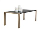Dalton Dining Table - Black Product Image