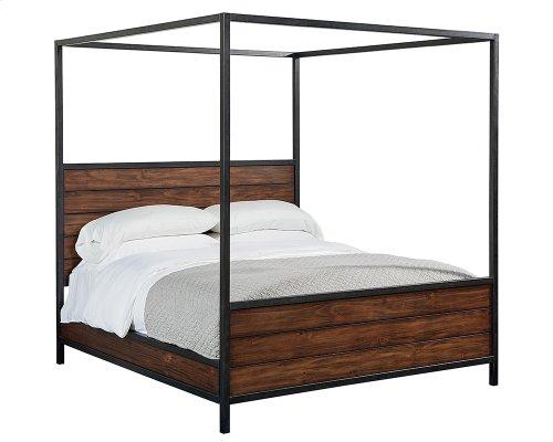 Framework Canopy King Bed