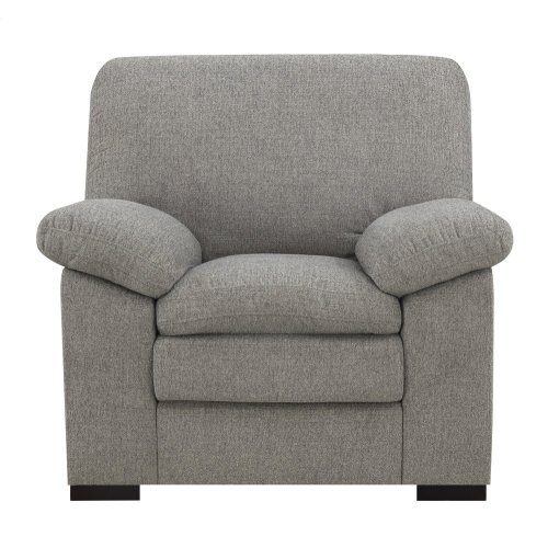 Emerald Home U3526-02-03 Grandview Accent Chair, Pebbled Gray