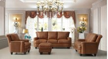 2493 Hutton Ottoman 1540 Brown