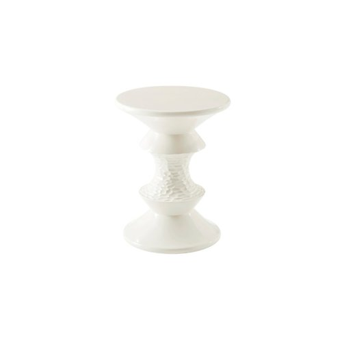 Chess Accent Table, Pear